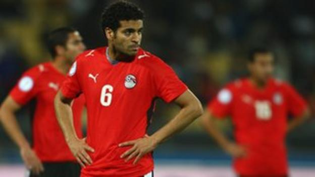 Egypt were stunned by their group exit in 2009, despite impressing against both Brazil and Italy