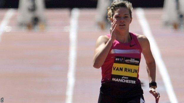 Marlou Van Rhijn