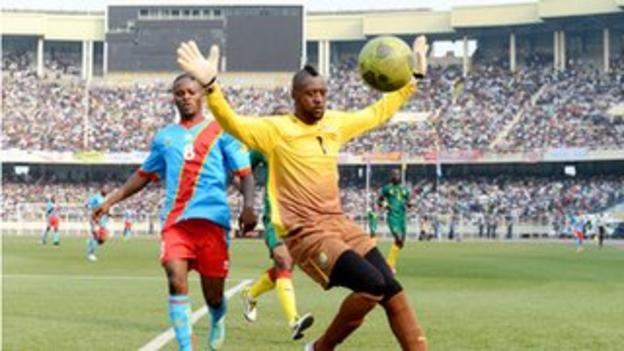 DR Congo and Cameroon could only play out a goalless draw in Kinshasa on Sunday