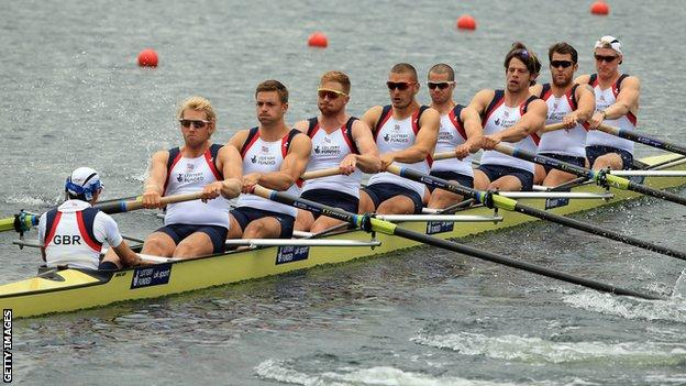 Great Britain men's eight