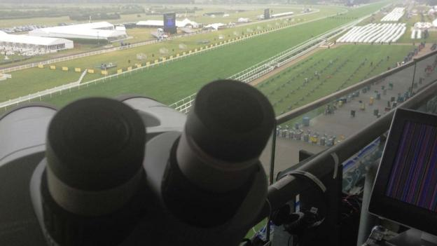 Commentary post at Royal Ascot
