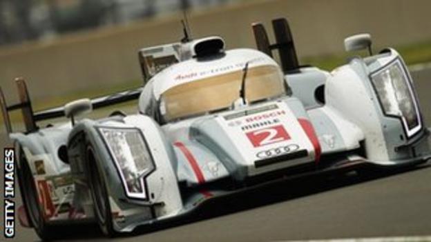 Le Mans 24 car