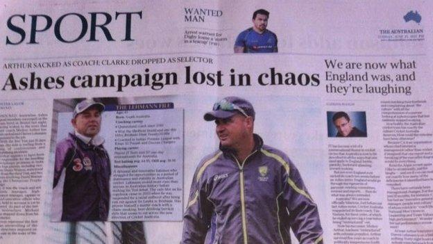'The Australian' newspaper