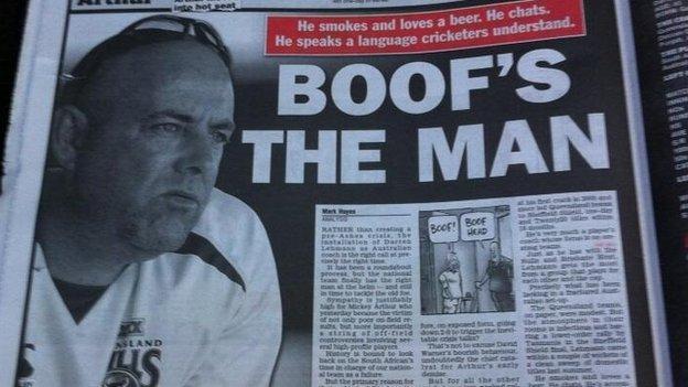 'Australian Herald' newspaper
