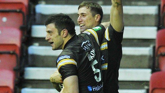 Kirk Dixon and James Clare