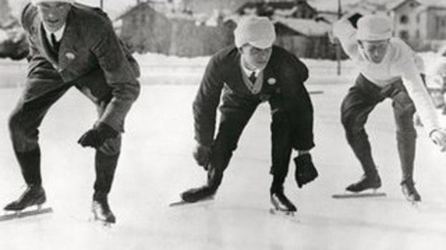 English Speed Skaters