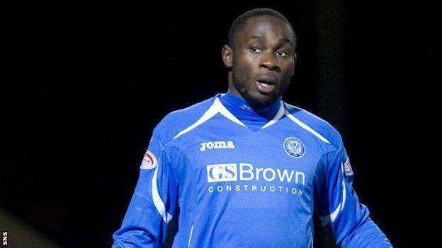 Dundee Utd target Kudus Oyenuga