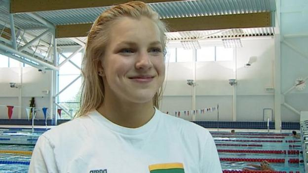 Ruta Meilutyte: London 2012 champion retires after missing three drugs tests