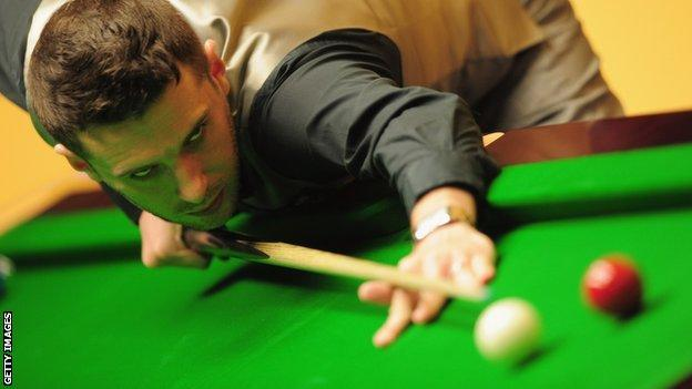 Mark Selby through to the Australian Goldfields Open quarter-finals