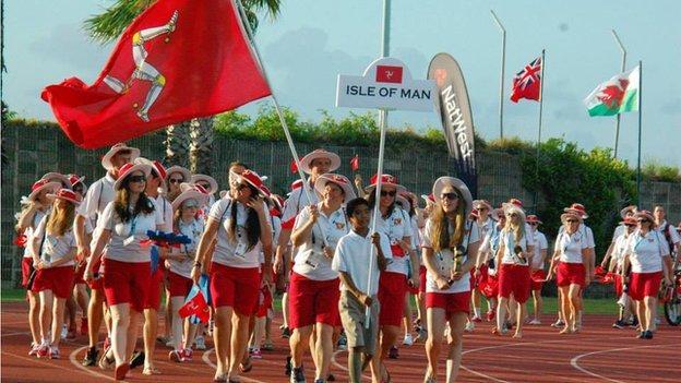 Isle of Man team