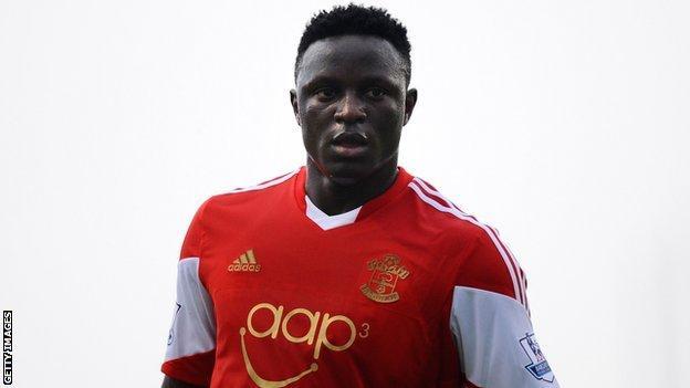 Southampton signing Victor Wanyama