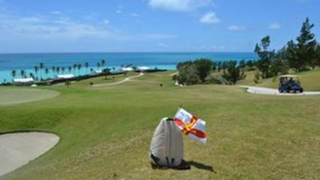 The Port Royal golf course