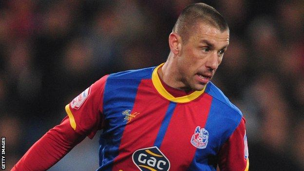 Kevin Phillips Crystal Palace
