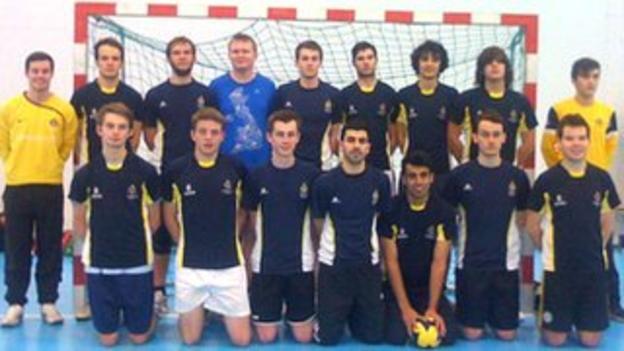 Brunel Handball