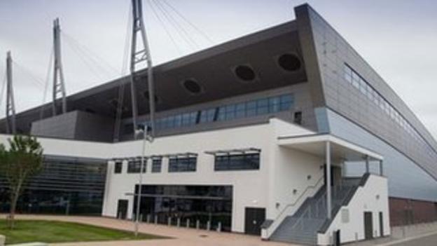 National BMX Centre