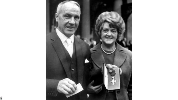Bill Shankly, Nessie Shankly