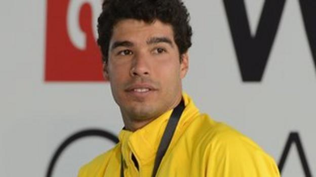 Brazil's Daniel Dias