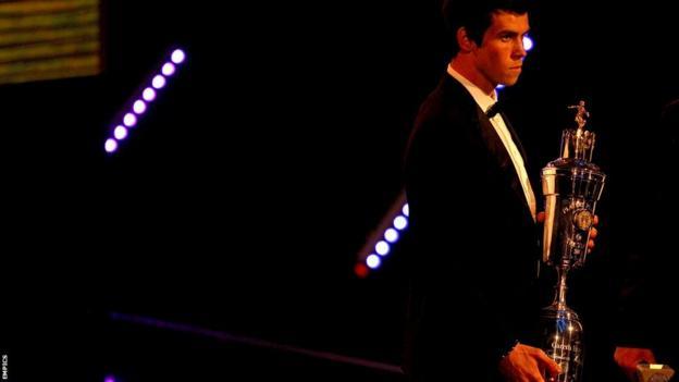 Gareth Bale PFA winner