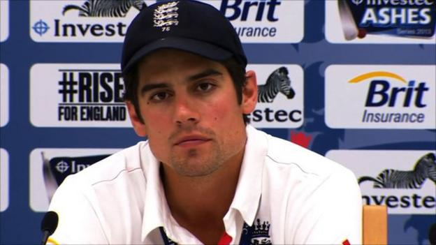Ashes 2013: Alastair Cook savours 'dream' winning feeling