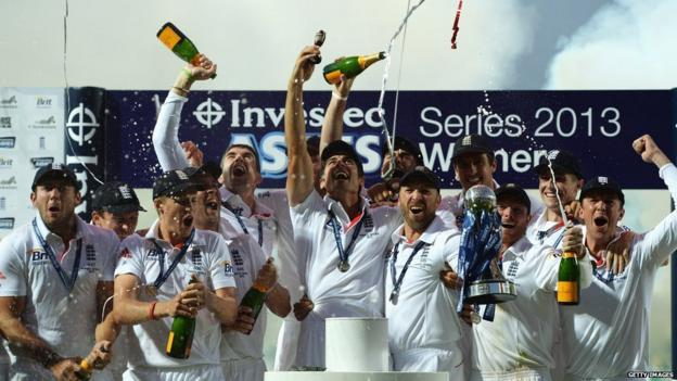 With confirmation of England retaining the Ashes coming after the third Test, captain Alastair Cook had plenty of time to anticipate lifting the replica urn.