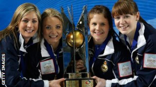 The Scots are the reigning world champions