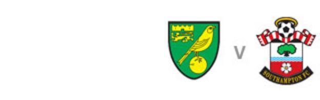Norwich v Southampton