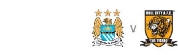 Man City v Hull