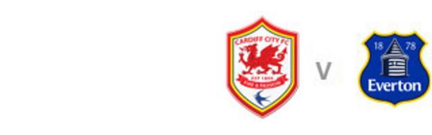 Cardiff v Everton