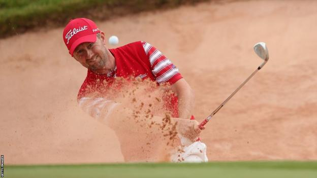 Welshman Liam Bond, ranked 1,528th in the world, is the surprise leader of the Wales Open at the halfway stage
