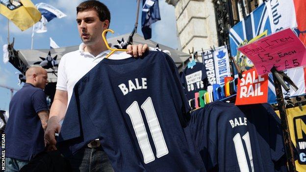 Gareth Bale T-shirts