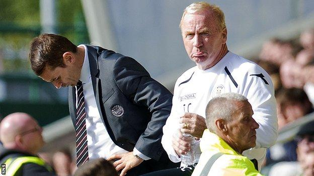 Danny Lennon and Tommy Craig