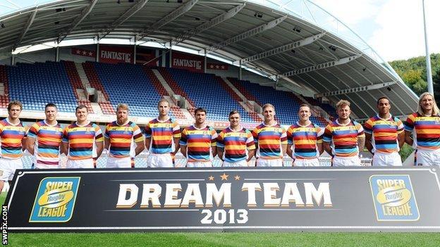 Super League Dream Team