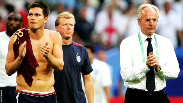 Lampard, World Cup 2006