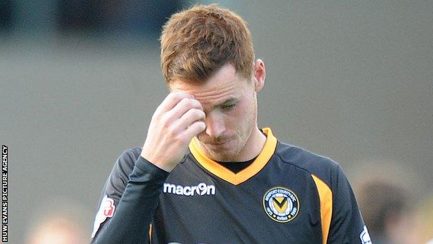 Tom Naylor, who conceded two own goals and gave away a penalty
