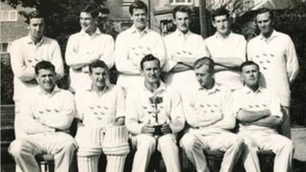 Sussex, 1963 Gillette Cup winners