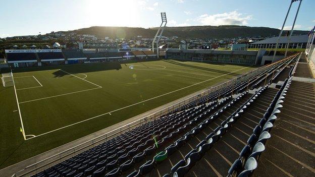 Torsvollur Stadium, Torshavn