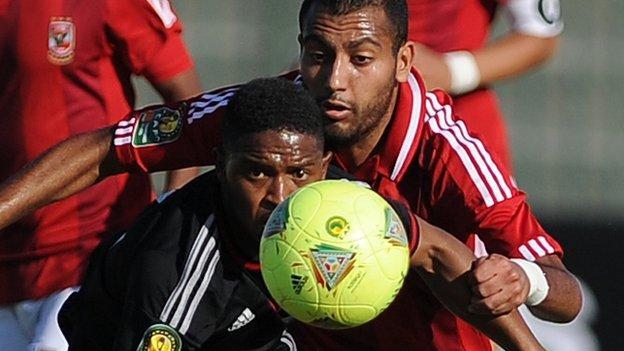 Al Ahly v Orlando Pirates