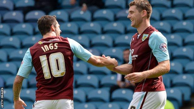 Danny Ings and Sam Vokes