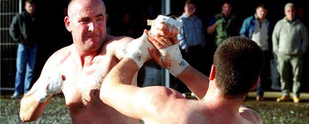 Knuckle, a bareknuckle fighting documentary