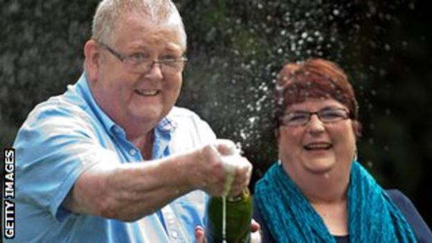 Colin and Chris Weir won £161m on the Euromillions two years ago
