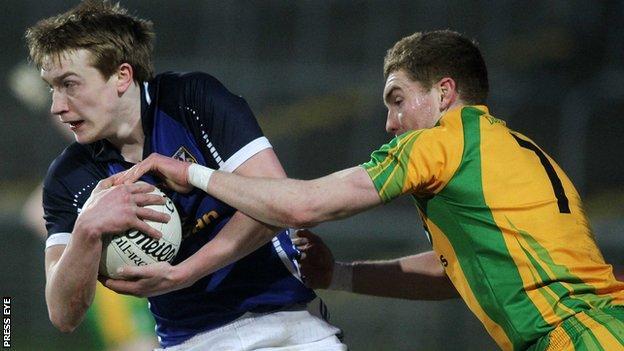 Cavan U21s begin title defence against Derry