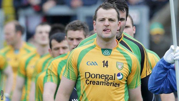 Donegal's Michael Murphy