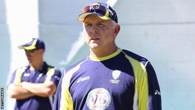 Craig McDermott returns to the Australia set-up