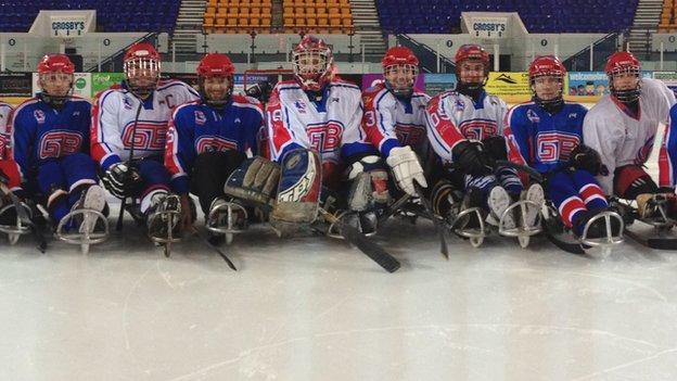 GB Sledge Hockey