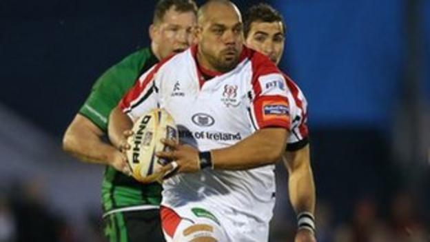 John Afoa has yet to decide on his Ulster future