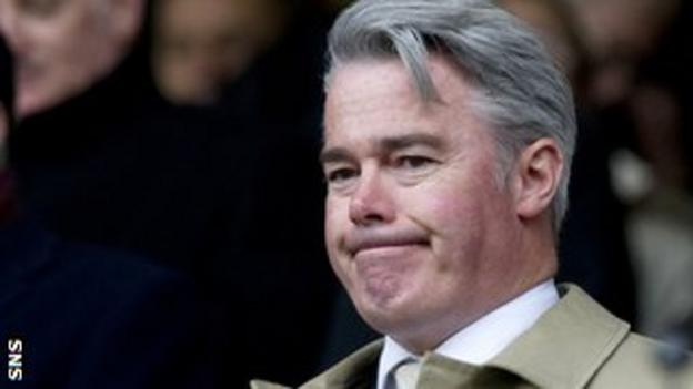 Paul Murray does not want another delay to Rangers' AGM