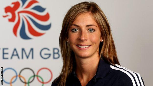 Eve Muirhead, who will arrive at the Winter Olympics as the reigning world champion