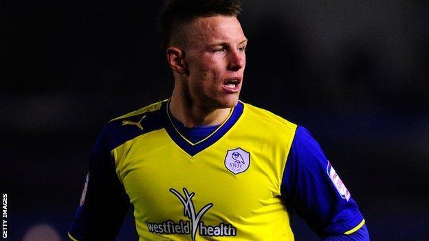 Sheffield Wednesday striker Connor Wickham
