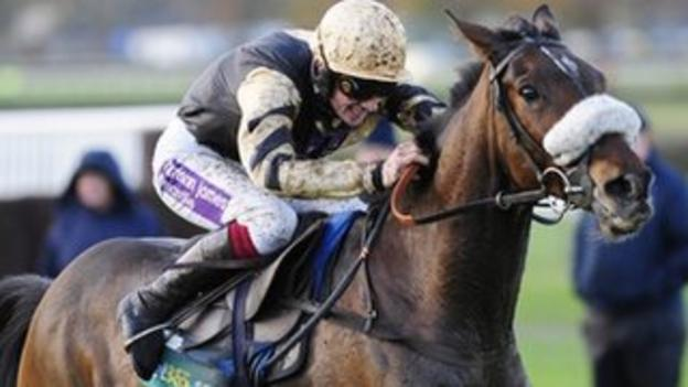 Tidal Bay wins at Wetherby