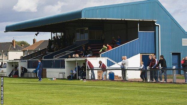 Billingham Town home ground
